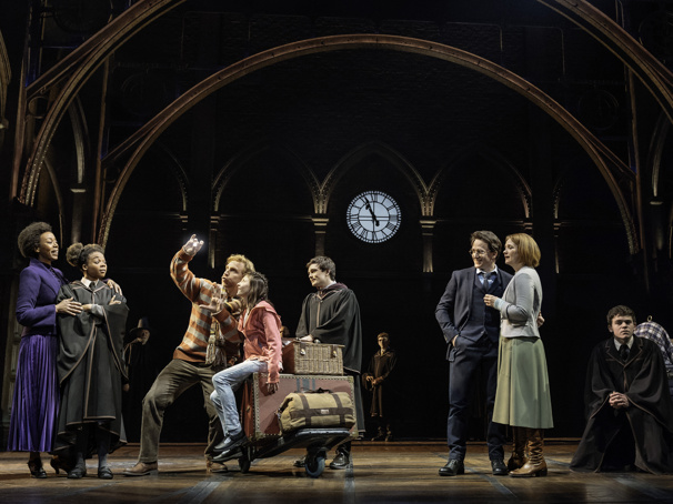 Harry Potter and the Cursed Child Wins Best Play at 2018 Tony Awards