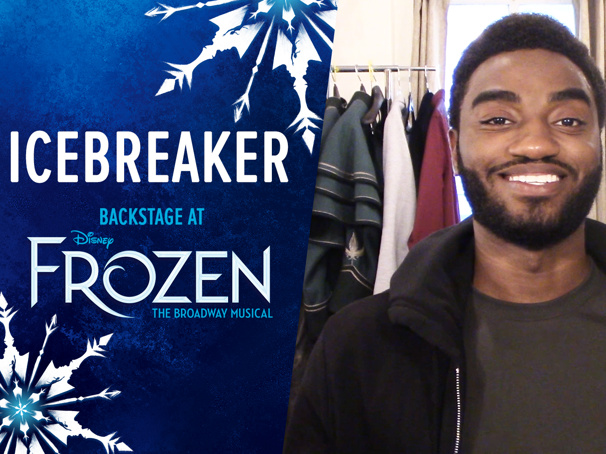Backstage at Frozen with Jelani Alladin, Episode 1: Welcome!