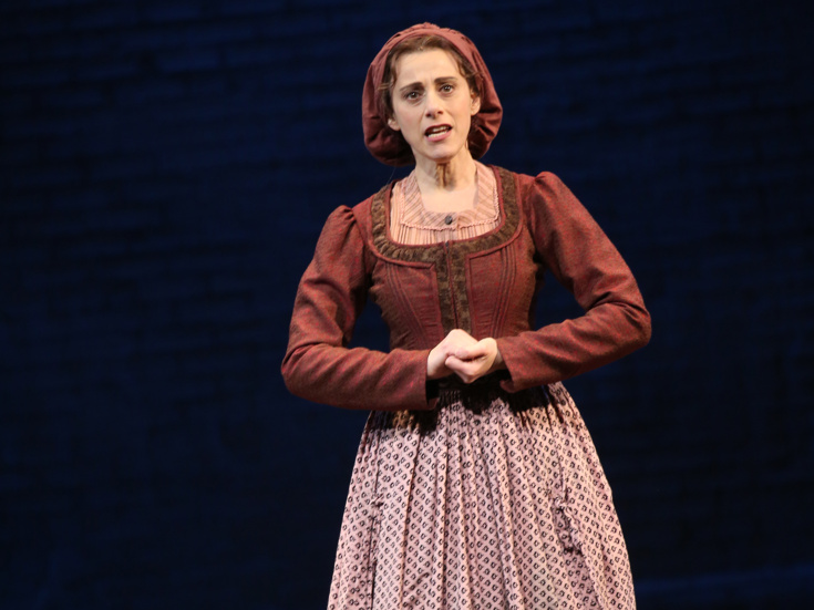 Tradition Judy Kuhn Will Return To The Role Of Golde In