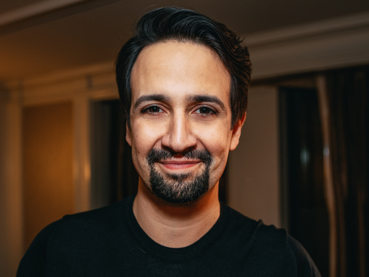 nonstop lin manuel miranda on mary poppins returns fosse verdon