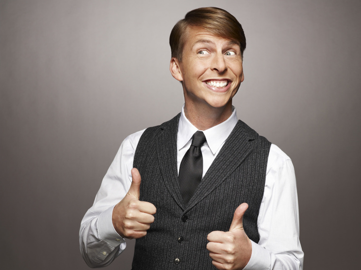 30 Rock Alum Jack McBrayer on Jane Krakowski's Stage Advice & His