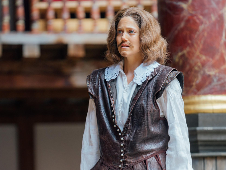charity wakefield on making her west end debut in emilia