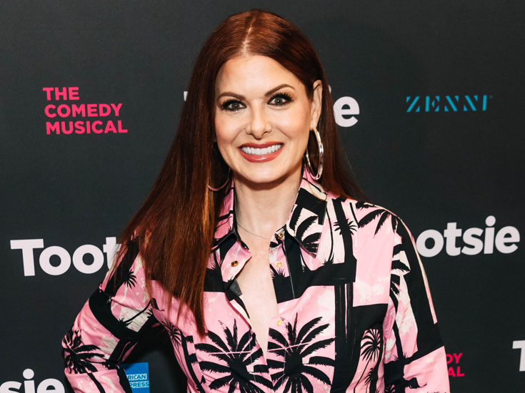 Debra Messing Will Return To Broadway In Noah Haidles New Play Birthday Candles