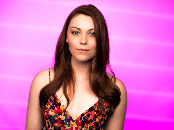 kaitlyn black hair color