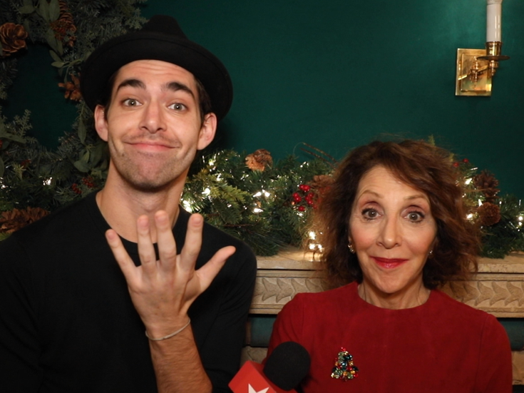 Test Your Twelve Days of Christmas Knowledge with the Cast of A Christmas Carol On Opening Night ...