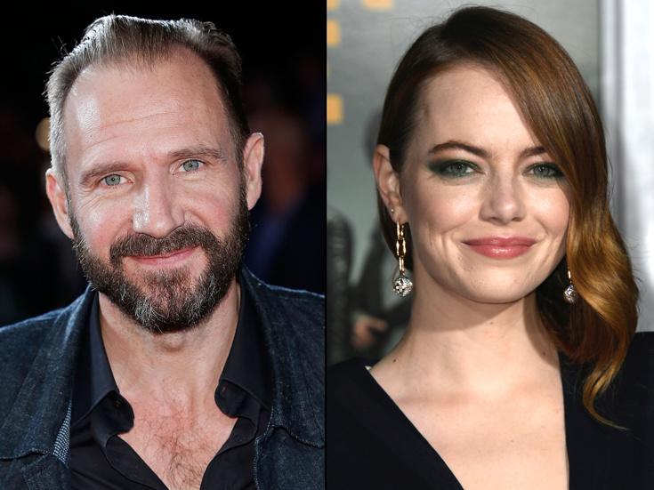 Ralph Fiennes Emma Stone Eyeing Plum Roles In Matilda Movie Musical Broadway Buzz Broadway Com