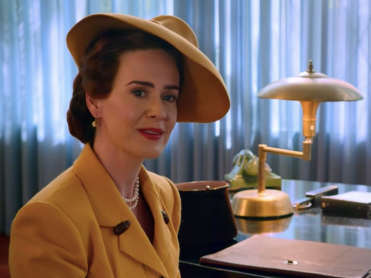 Watch The Star Packed Trailer For Ratched Starring Sarah Paulson Broadway Buzz Broadway Com