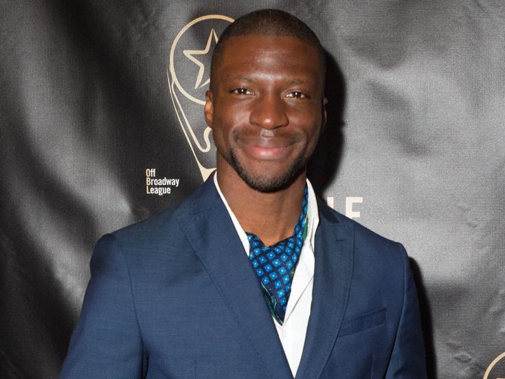 Michael Luwoye