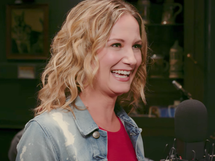 Jennifer Nettles Offers a 'Wicked' Take on 'No Good Deed' in the Latest #OutOfOz Video ...