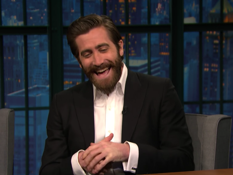 Photo 9 of 42   Catch the Light! See Jake Gyllenhaal & the