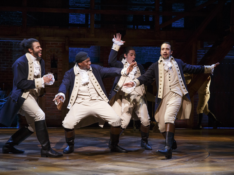 Hit Musical Hamilton Sets Broadway Return for September
