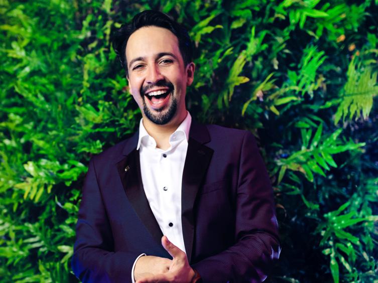 Exclusive Portraits of Lin-Manuel Miranda, Leslie Odom Jr. & More from Hamilton in Puerto Rico