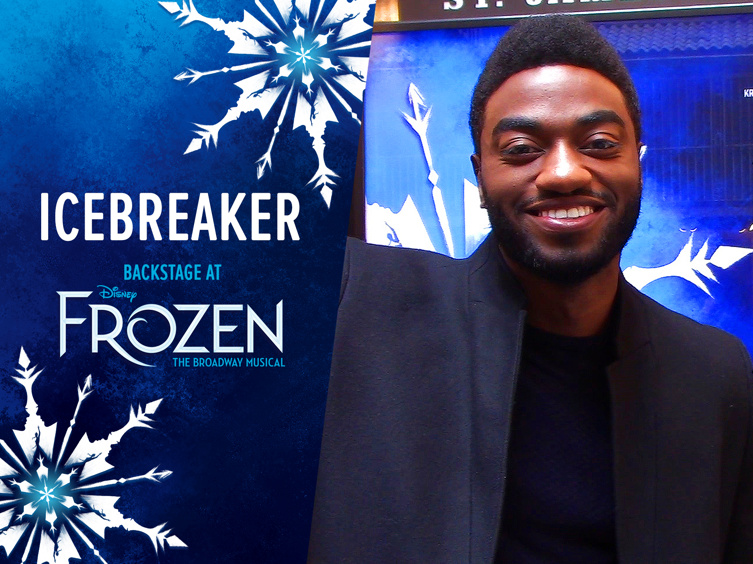 Backstage at Frozen with Jelani Alladin, Episode 9: Final Bow