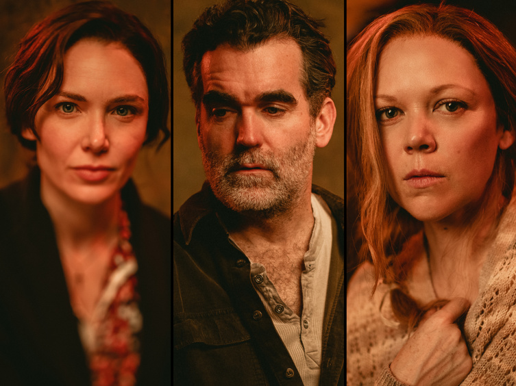 They're Here! Exclusive Portraits of Brian d'Arcy James & More of The Ferryman's New Family Members