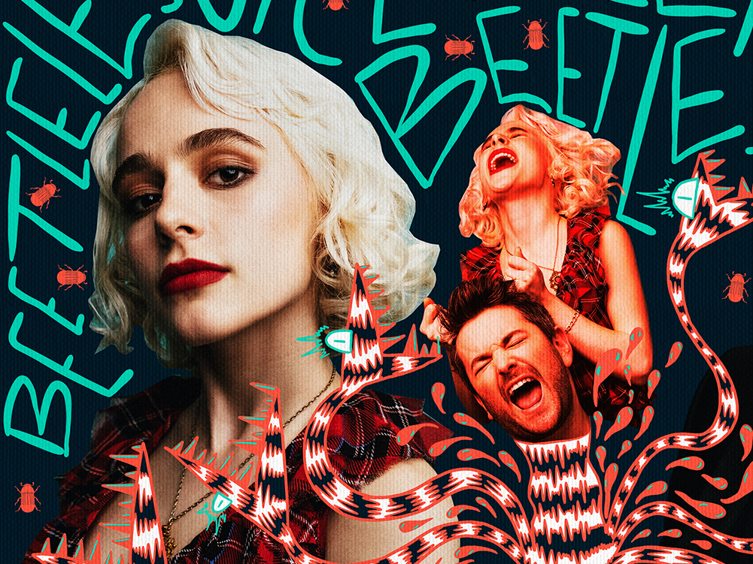 Spring Preview: Alex Brightman and Sophia Anne Caruso Are Toying with the Underworld