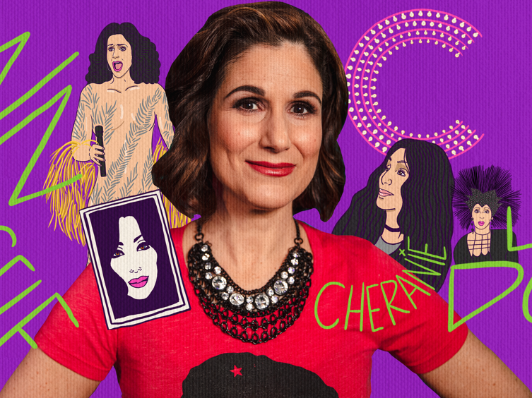 The Cher Show Star Stephanie J. Block on Her Deep Talk with Cher, Her New Attitude & More on Show People