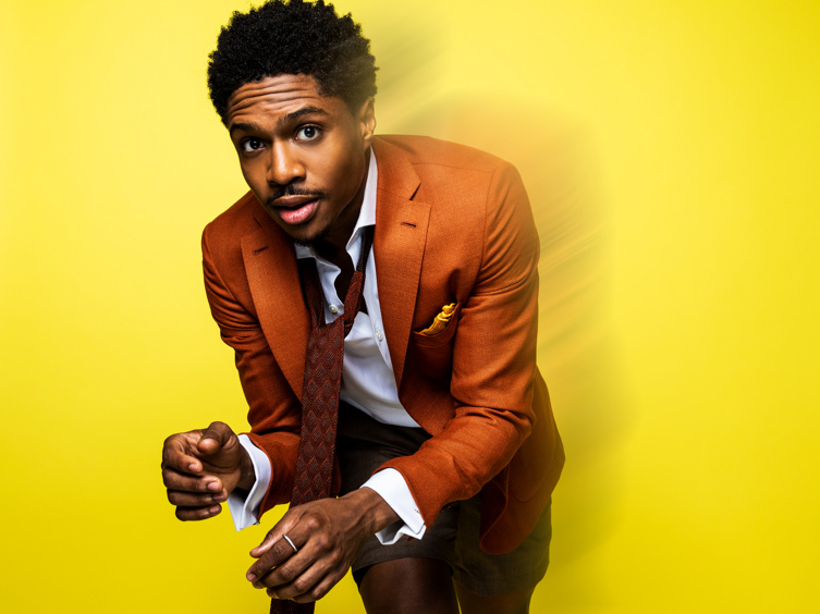 Ain't Too Proud's Ephraim Sykes on Rising Up from the Ensemble, His Dream Project with Hairspray Live! Co-Star Ariana Grande & More
