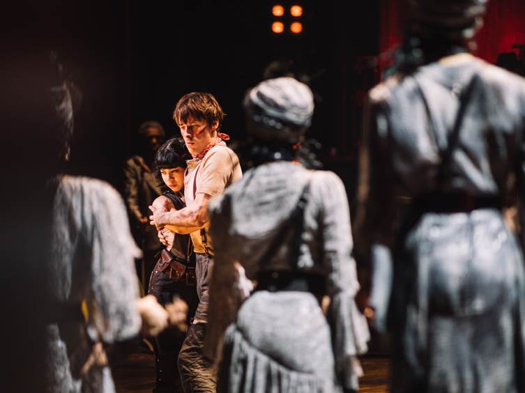 Way Down! Go Backstage at Hadestown with These Exclusive Photos
