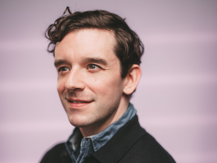 Michael Urie Almost Became a Drama Teacher, Now He's Playing One in Grand Horizons