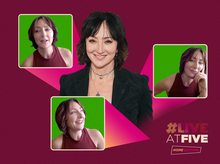 Carmen Cusack on How She's Been Keeping Busy as She Waits for the Return of Flying Over Sunset