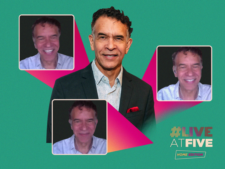 Brian Stokes Mitchell on Acting and Advocacy: 'It's One of the Reasons I Was Put on the Planet'