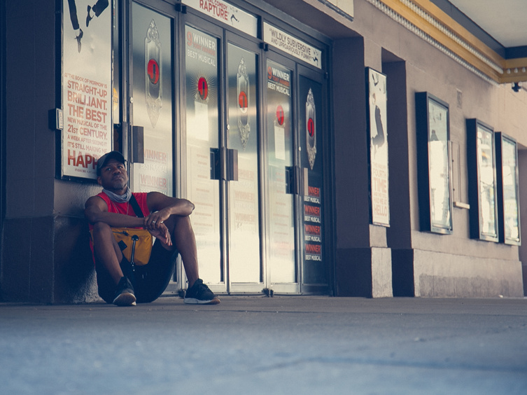 New Photo Series: The Book of Mormon's Darius Nichols Misses His Broadway Home #AwayFromHome