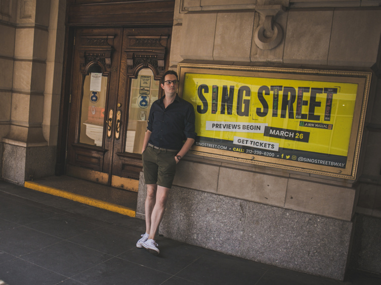 The Day the Music Stopped: Stage Manager Matt DiCarlo on Missing the Sing Street Family