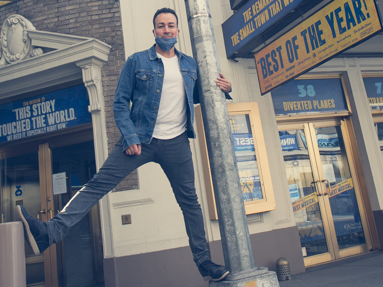 Come From Away's Caesar Samayoa Reveals His Dream for Broadway's Reopening