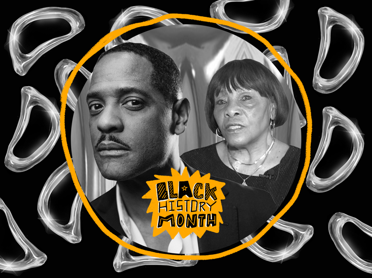 Black History Month: Blair Underwood Honors His Teacher Marie Maniego