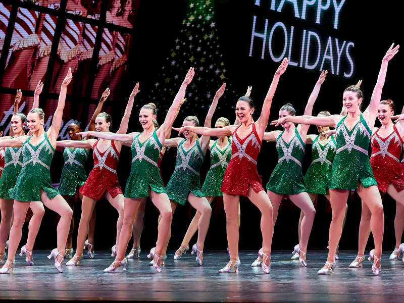 Rockettes Christmas Spectacular.Photo 2 Of 5 Show Photos The Christmas Spectacular