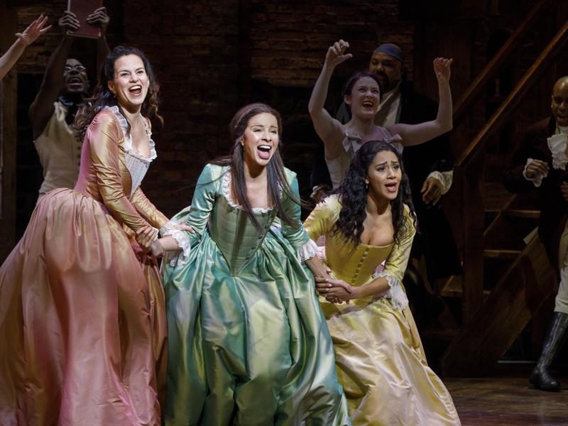 Photo 2 of 27 | Show Photos: Hamilton | Broadway com