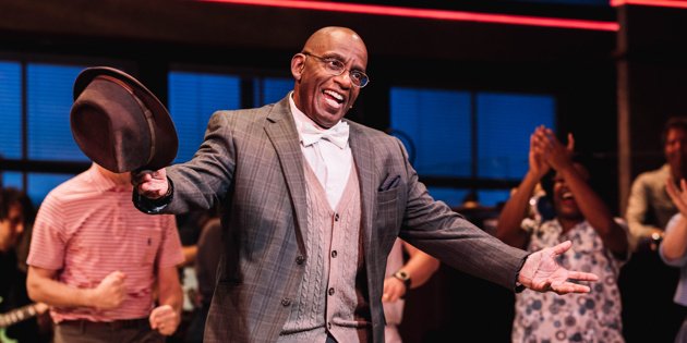 Al Roker Books Second Shift in Waitress on Broadway; Jordin Sparks Extends Run | Broadway Buzz | Broadway.com