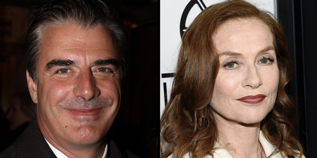 Odds & Ends: Chris Noth to Join Isabelle Huppert for U.S. Premiere of The Mother & More