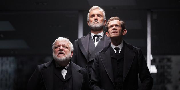 The Lehman Trilogy Will Transfer to Broadway in 2020 | Broadway Buzz | Broadway.com