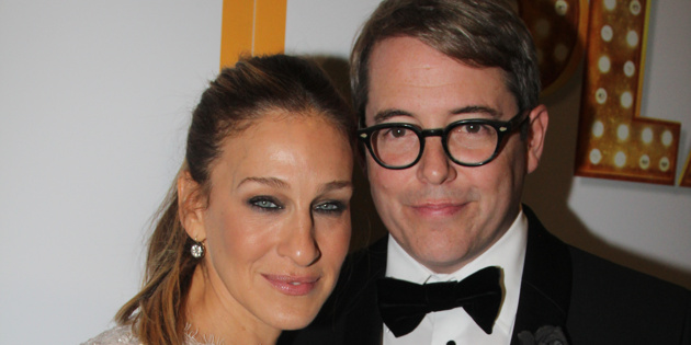 Tickets Are Now on Sale for Plaza Suite Starring Matthew Broderick & Sarah Jessica Parker | Broadway Buzz | Broadway.com