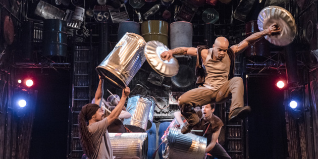 Exclusive! Javier Bardem, Jon Bon Jovi & More Get In on the Beat for Stomp's 25th Anniversary