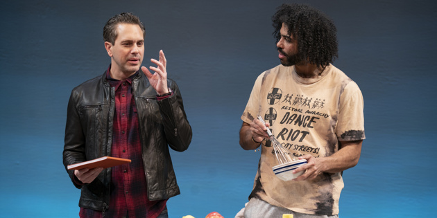White Noise, Starring Daveed Diggs & Thomas Sadoski, Receives Second Extension at Public Theater