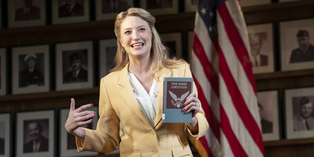 Heidi Schreck's What the Constitution Means to Me Recoups on Broadway | Broadway Buzz | Broadway.com