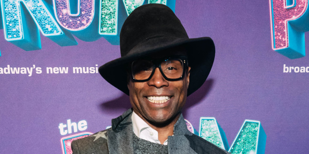 Billy Porter in Talks to Play Fairy Godmother in Cinderella Movie Musical | Broadway Buzz | Broadway.com
