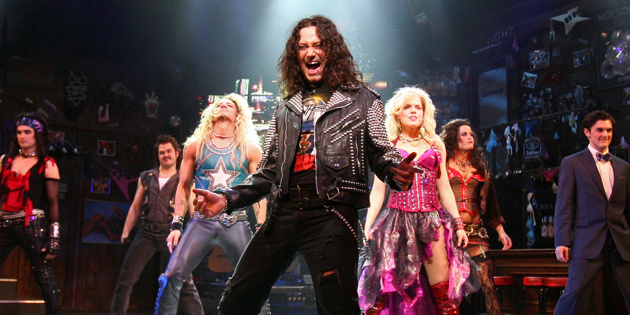 rock of ages will return to new world stages for 10th