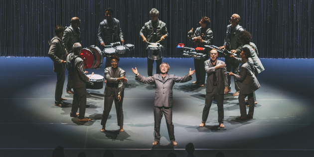 David Byrne's Acclaimed Theatrical Concert American Utopia Arrives on Broadway | Broadway Buzz | Broadway.com