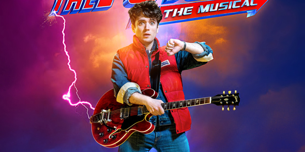 Back to the Future Musical Sets 2020 World Premiere in the U.K.; Olly Dobson Will Star