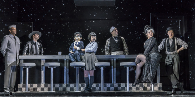 West End Star Adrianna Bertola on Entering The Twilight Zone and Memories of Matilda