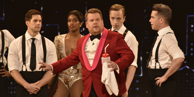 Despite Lively Ceremony from Host James Corden, Tonys Telecast Sees Ratings Decrease