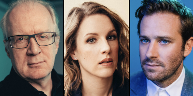 Tracy Letts, Jessie Mueller, Armie Hammer & More to Star in The Minutes on Broadway   Broadway Buzz   Broadway.com