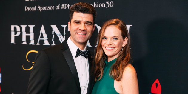 Phantom of the Opera Star Ben Crawford & Wife Kate Welcome Baby Boy | Broadway Buzz | Broadway.com