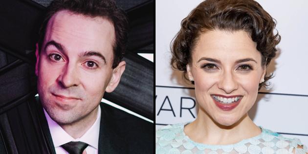 Mrs. Doubtfire Musical, Starring Rob McClure, Jenn Gambatese & More, Will Transfer to Broadway | Broadway Buzz | Broadway.com
