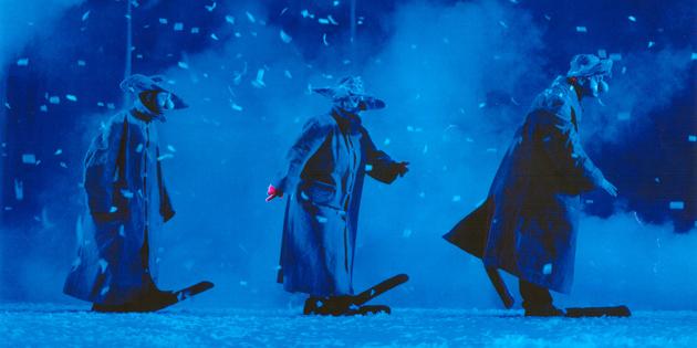 Slava's Snowshow Will Return to Broadway for Holiday Run | Broadway Buzz | Broadway.com