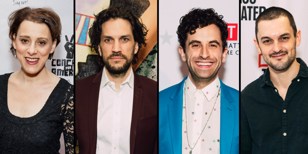 Steven Pasquale, Judy Kuhn, Will Swenson, Brandon Uranowitz & Wesley Taylor to Lead Assassins at Classic Stage | Broadway Buzz | Broadway.com