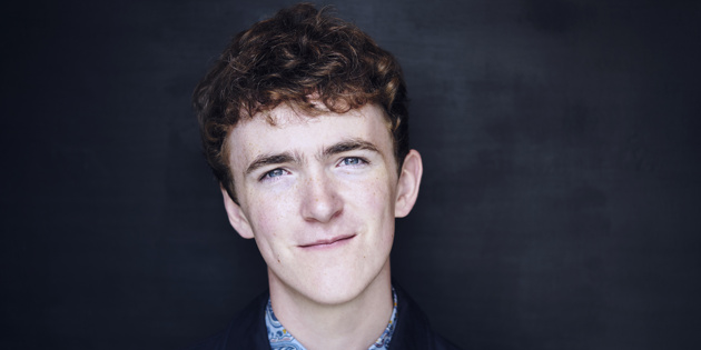 Game of Thrones' Brenock O'Connor to Lead Sing Street Musical at New York Theatre Workshop   Broadway Buzz   Broadway.com